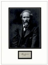 Keir Hardie Autograph Signed Display